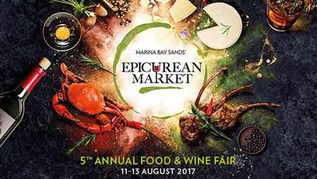 Epicurean Market 2017 @MBS