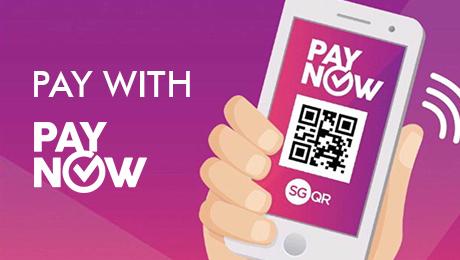 PayNow /银行转帐 付款方式!