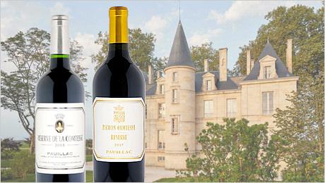 Pichon Comtesse unveils new labels