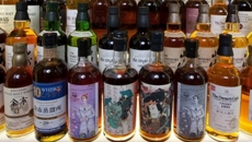 Whisky Evangelist Spreads The Word In Hong Kong.