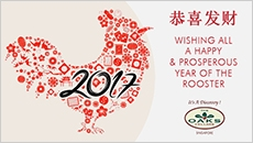 Our Operating Hours during Chinese New Year 2017