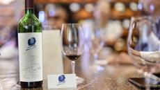Opus One 2013 Wine Tasting