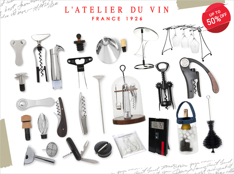 Latelier du vin Wine Accessories