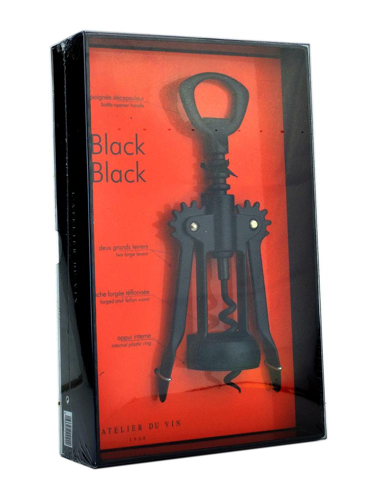 L'Atelier Corkscrew Black Black 510942