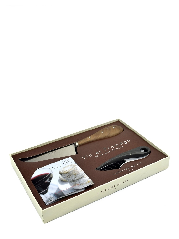 L'Atelier Set Vin & Fromage Black 951844