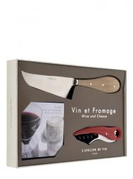 L'Atelier Set Vin & Fromage Red 952001