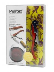 Pulltex Corkscrew Colour Red 107743