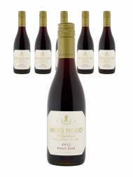 Mosswood Pinot Noir 2013 375ml - 6bots
