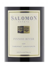 Salomon Estate Finniss River Cabernet Sauvignon 2009 - 6bots