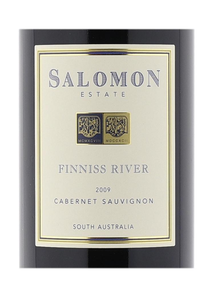 Salomon Estate Finniss River Cabernet Sauvignon 2009