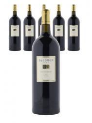 所罗门酒庄菲尼斯河设拉子葡萄酒 2010 1500ml - 6瓶