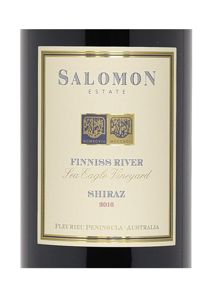Salomon Estate Finniss River Shiraz 2016