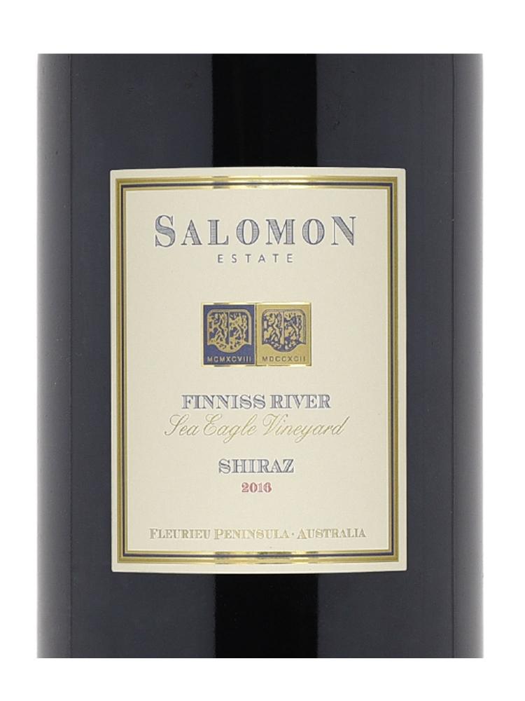 Salomon Estate Finniss River Shiraz 2016 1500ml