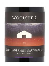 Woolshed Cabernet Sauvignon 2018 - 6bots