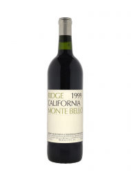 Ridge Monte Bello 1999