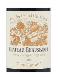 Ch.Beausejour Duffau 2006
