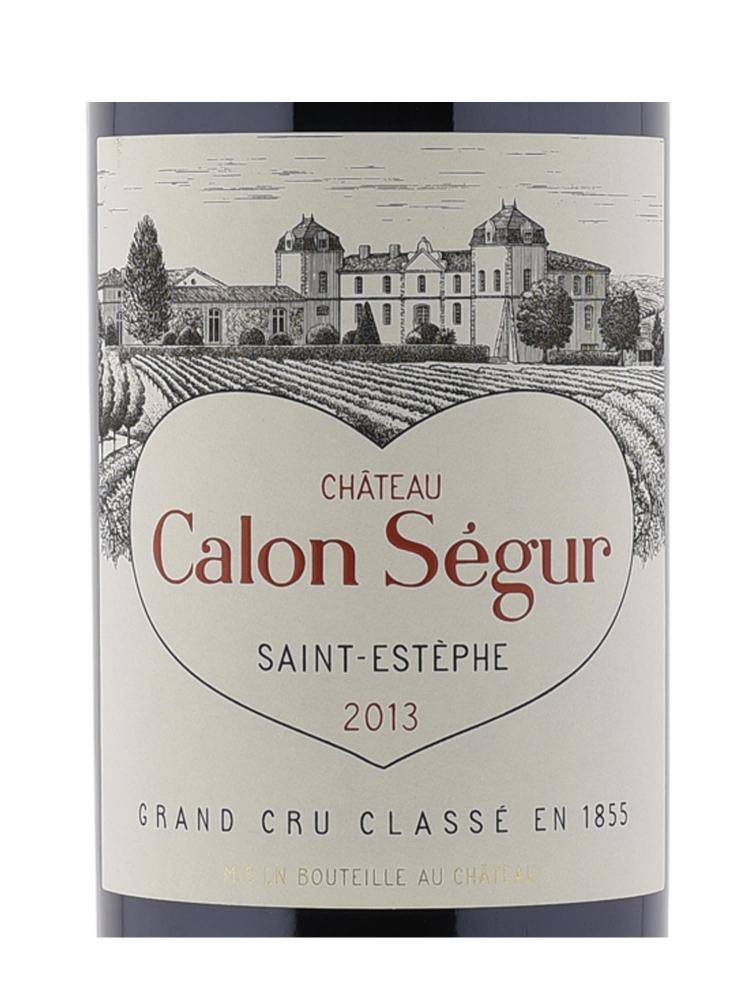 Ch.Calon Segur 2013