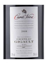Ch.Gigault Cuvee Viva 2008 1500ml