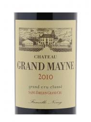 Ch.Grand Mayne 2010