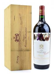 Ch.Mouton Rothschild 1992 w/box 1500ml