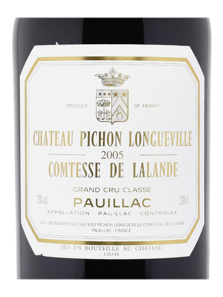 Ch.Pichon Lalande 2005 ex-ch 3000ml