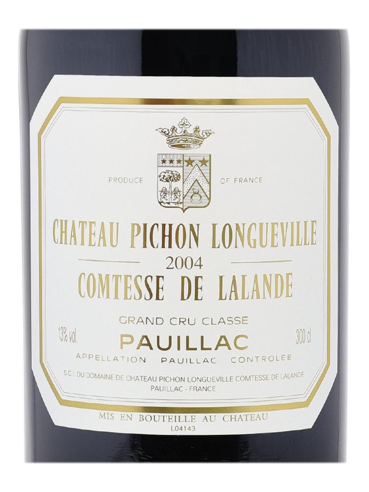 Ch.Pichon Lalande 2004 ex-ch 3000ml