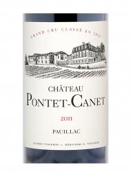 Ch.Pontet Canet 2011 1500ml