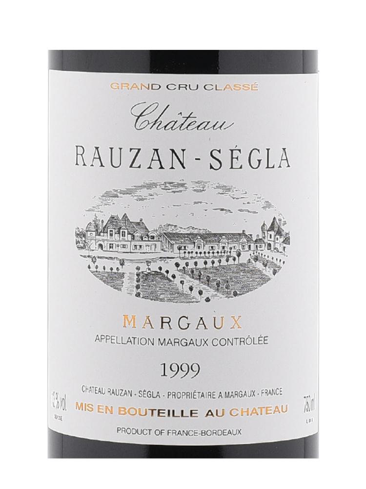 Ch.Rauzan Segla 1999