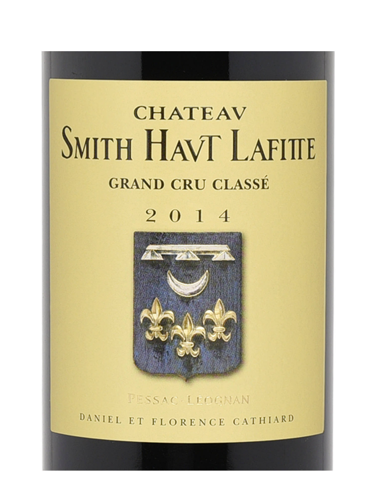 Ch.Smith Haut Lafitte 2014