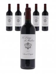 玫瑰山酒庄副牌葡萄酒 2015 - 6瓶