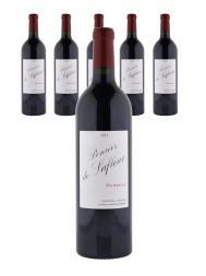拉弗尔酒庄副牌葡萄酒 2011 - 6瓶