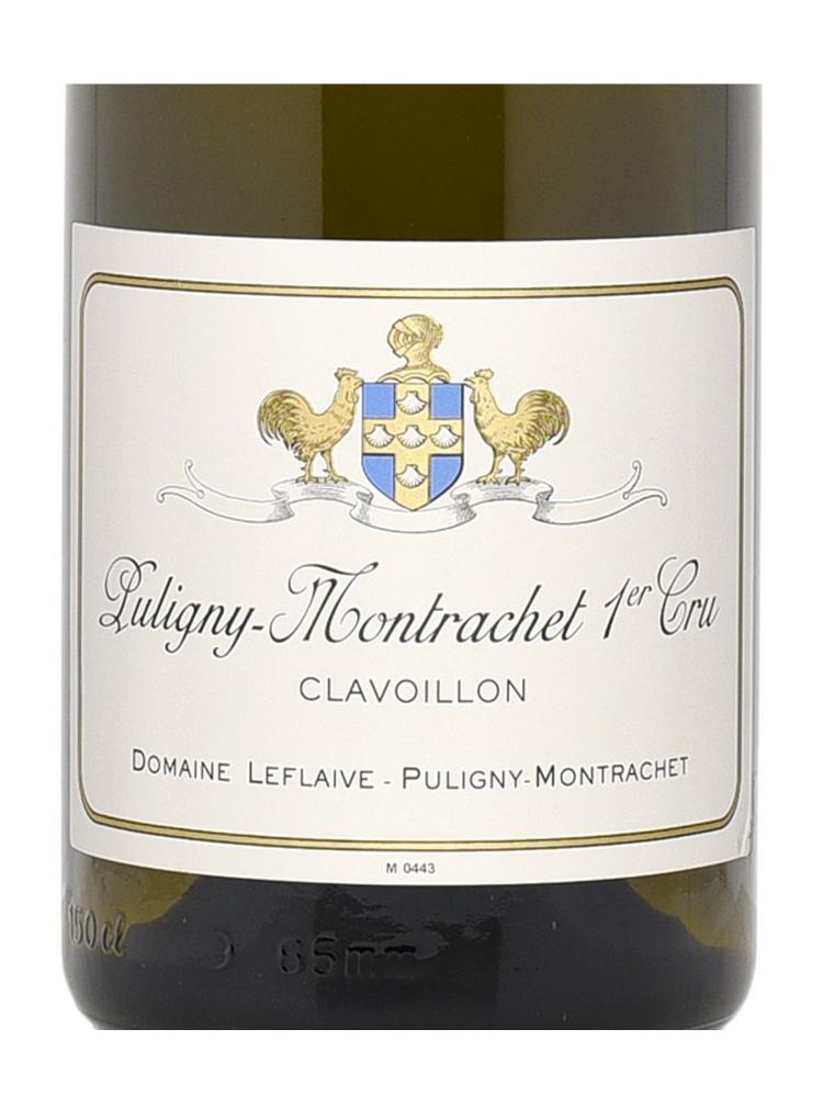 Leflaive Puligny Montrachet les Clavoillon 1er Cru 2015 1500ml