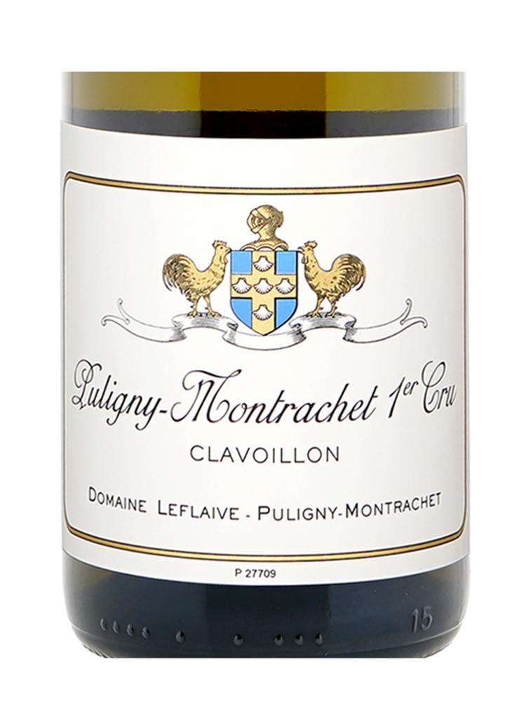 Leflaive Puligny Montrachet les Clavoillon 1er Cru 2018 ex-do