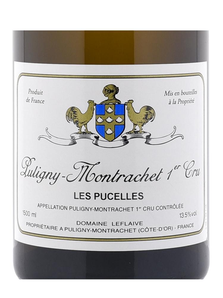 Leflaive Puligny Montrachet les Pucelles 1er Cru 2004 1500ml