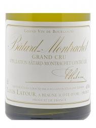 Louis Latour Batard Montrachet Grand Cru 2007