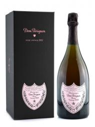 Dom Perignon Rose 2002 w/Box