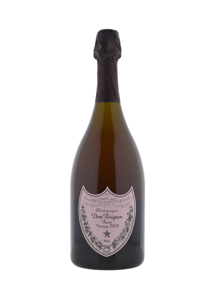Dom Perignon Rose 2003 w/box