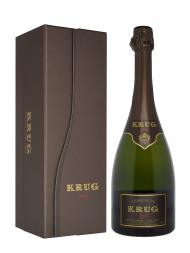 Krug Brut 2002 w/Box