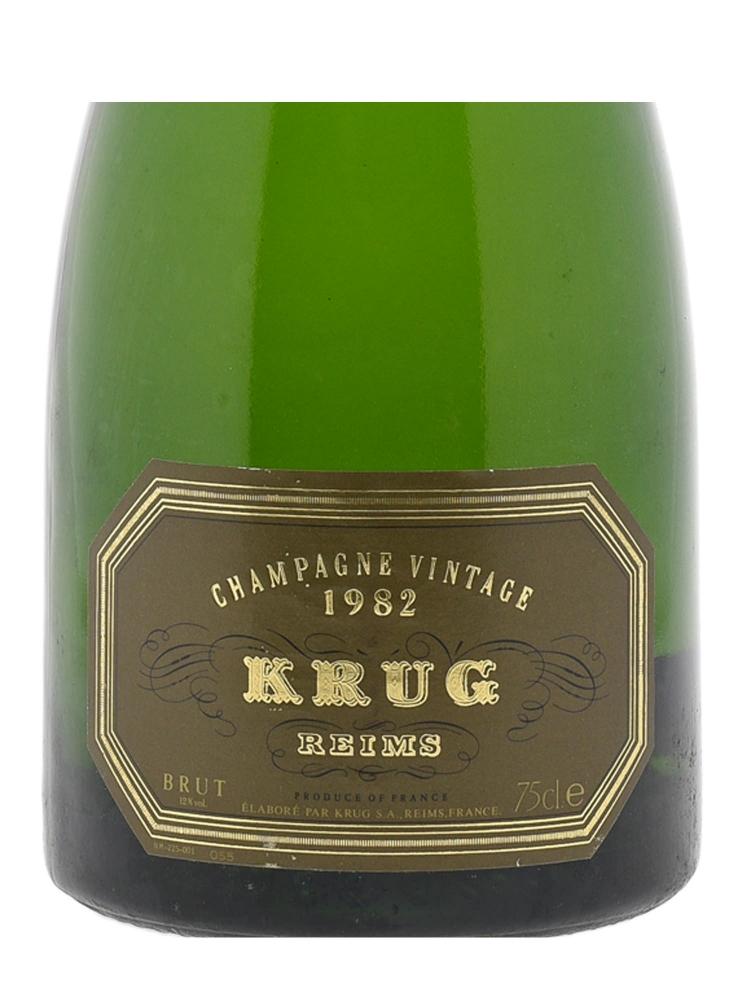 Krug Brut 1982