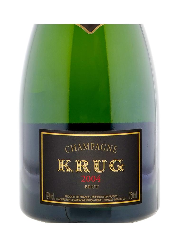 Krug Brut 2004