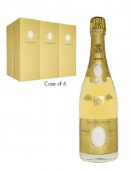 Louis Roederer Cristal Brut 2012 w/box - 6bots