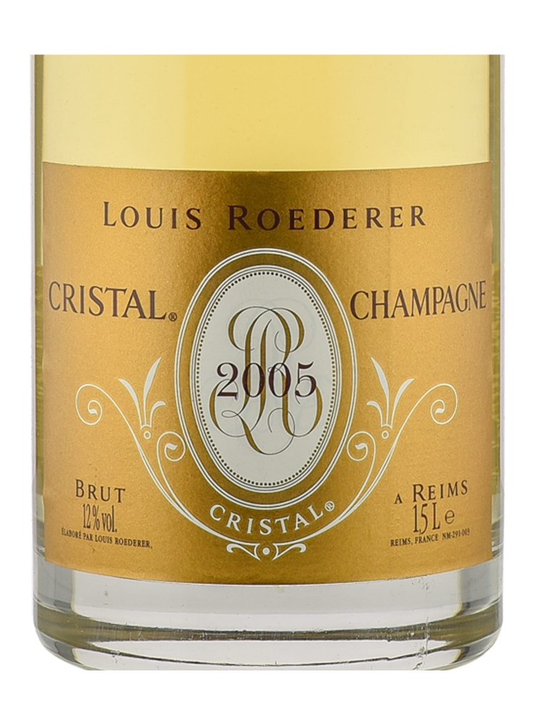 Louis Roederer Cristal Brut 2005 w/box 1500ml
