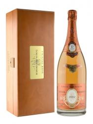 Louis Roederer Cristal Rose 2002 w/box 1500ml