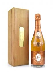 Louis Roederer Cristal Rose 1985 w/box