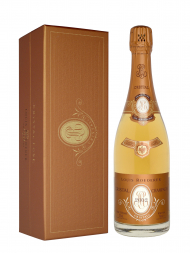 Louis Roederer Cristal Rose 2002 w/box