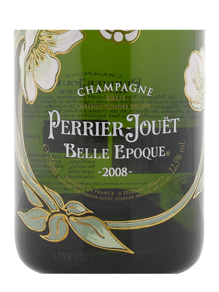 Perrier Jouet Belle Epoque 2008 w/box