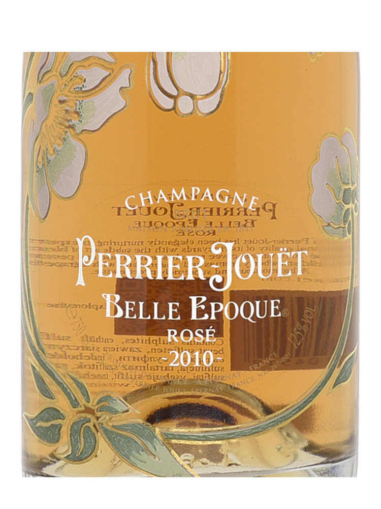 Perrier Jouet Belle Epoque Rose 2010 - 6bots