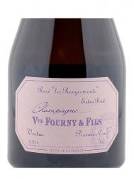 Veuve Fourny Rose (les Rougesmonts) Extra Brut NV