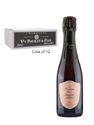Veuve Fourny Rose Brut 1er Cru NV 375ml-12hlf