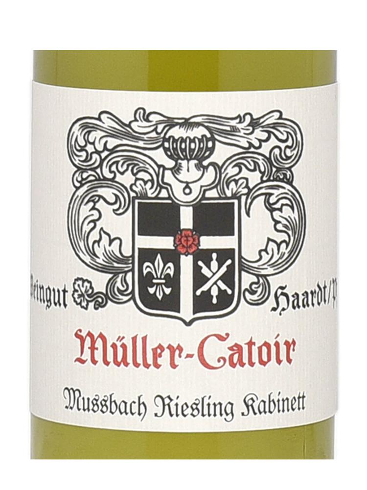 Muller Catoir Mussbacher Riesling Kabinett 2018 - 6bots